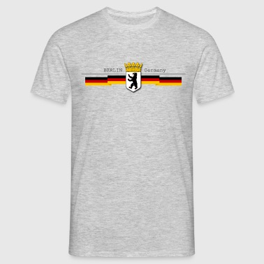 Berlin Germany - Männer T-Shirt