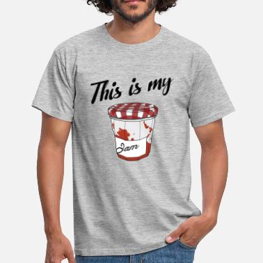 Jam This is my Jam - black - Men's T-Shirt