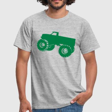 Monstertruck Monstertruck - Mannen T-shirt