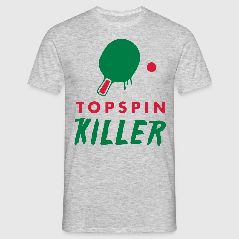 table tennis: topspin killer - Camiseta hombre