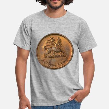 Rastafari Lion of Judah - Männer T-Shirt