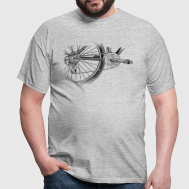 roue - T-shirt Homme