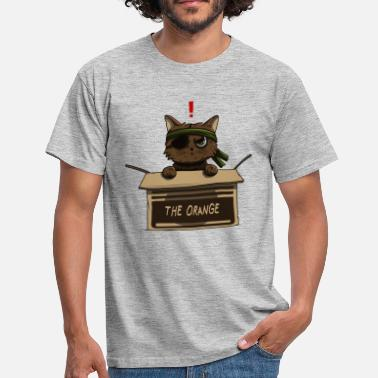 Metal Gear Solid Meow gear solid - T-shirt Homme