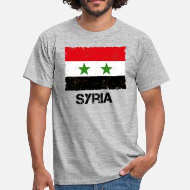 Syrie Syrie - T-shirt Homme