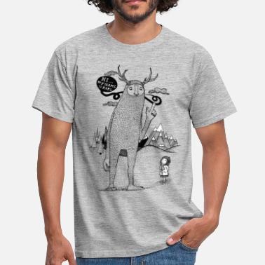 Collections Do_you_know_Karl - Männer T-Shirt