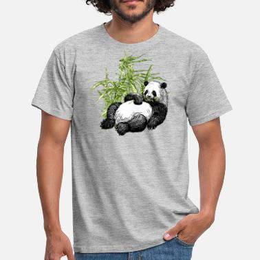 Panda_TS - Men's T-Shirt