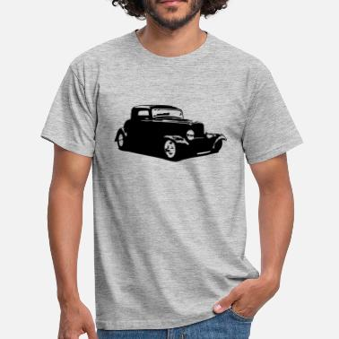 Custom Car 1932 Hot Rod - Männer T-Shirt