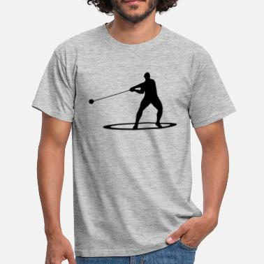 Atletica Hammer throw - Men's T-Shirt