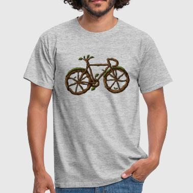 Bike-tree - T-shirt Homme