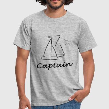 capitaine - T-shirt Homme