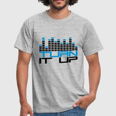 tournez les barres dash officielle dj gouverneur knoep - T-shirt Homme