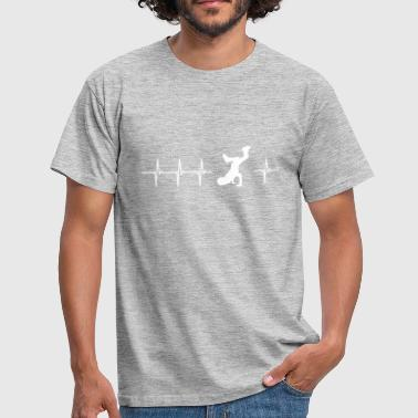 Breakdancing J'adore breakdancing - T-shirt Homme