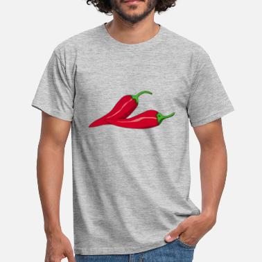 Pepperoni pepperoni - T-shirt Homme