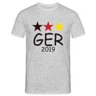 T shirt homme coupe du monde 2019