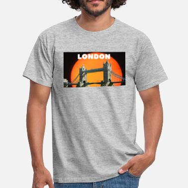 Theodor London - Männer T-Shirt