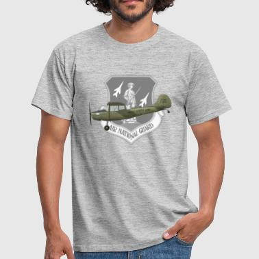 Kentucky Air National Guard O-1A fuglehund - Herre-T-shirt
