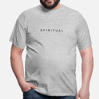 Happiness Vêtement SPIRITUELLE - T-shirt Homme