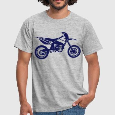 Husqvarna Supermoto SuperMoto - Men's T-Shirt