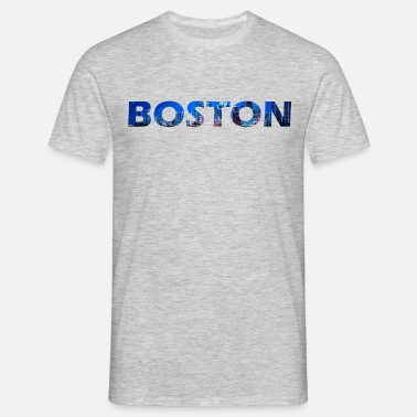 Boston Boston - T-skjorte for menn