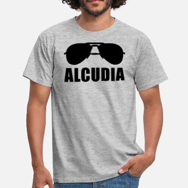 Alcudia Coole Alcudia Sonnenbrille - Männer T-Shirt