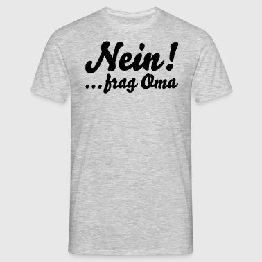 suchbegriff 39 oma 39 t shirts online bestellen spreadshirt. Black Bedroom Furniture Sets. Home Design Ideas