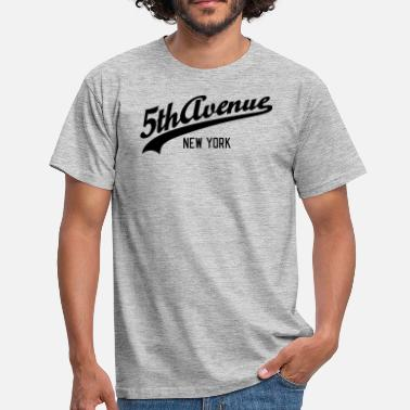 5th Avenue 5th Avenue - Männer T-Shirt