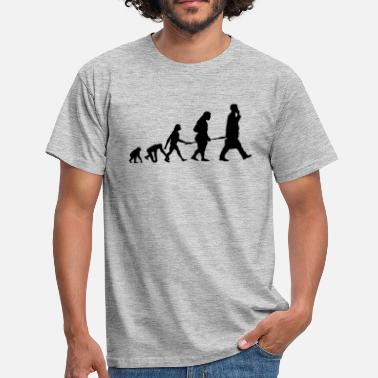Mobile EVOLUTION MOBILE - T-shirt Homme