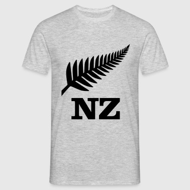 New Zealand Design 3 - Männer T-Shirt