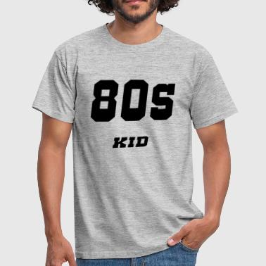 80s Symbol 80s kid - Men's T-Shirt