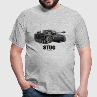 World of Tanks Stug Men Hoodie - Maglietta da uomo
