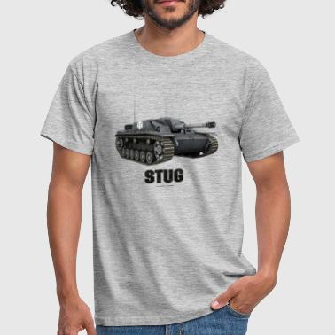 World Of Tanks World of Tanks Stug Homme sweat-shirt á capuche - Camiseta hombre