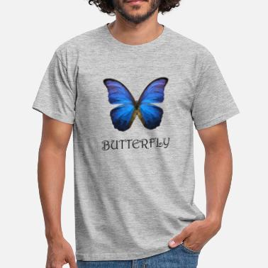Butterfly Butterfly - Camiseta hombre