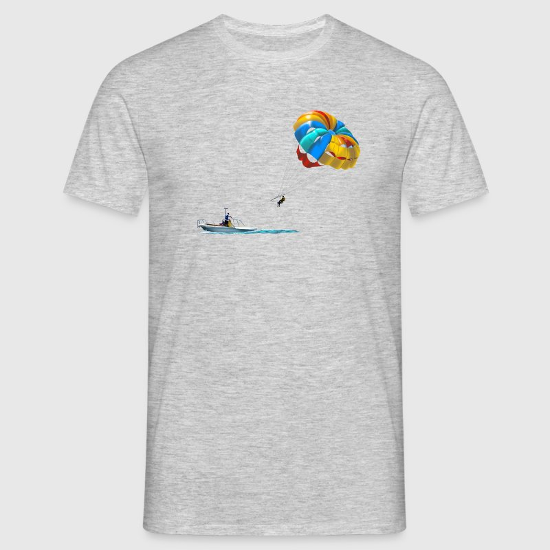 parasailing - Men's T-Shirt