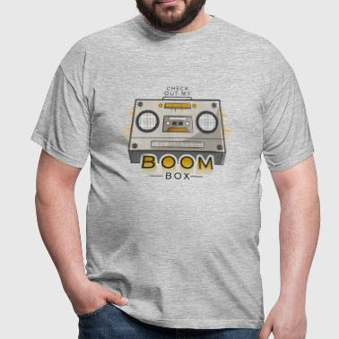 check out my Boom-Box - Men's T-Shirt