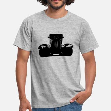 Rockabilly Hot Rod Hot Rod - T-shirt Homme