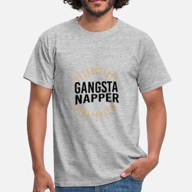 Gangsta Napper Gangsta Napper - Babies Kids funny t-shirt - Men's T-Shirt