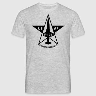 Lockheed Starfighter - Männer T-Shirt