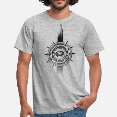 Quai Around The World: Quai des Pêcheurs - S. Francisco - T-shirt Homme