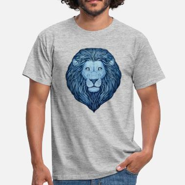 Art Nouveau Art Nouveau Lion - Men's T-Shirt
