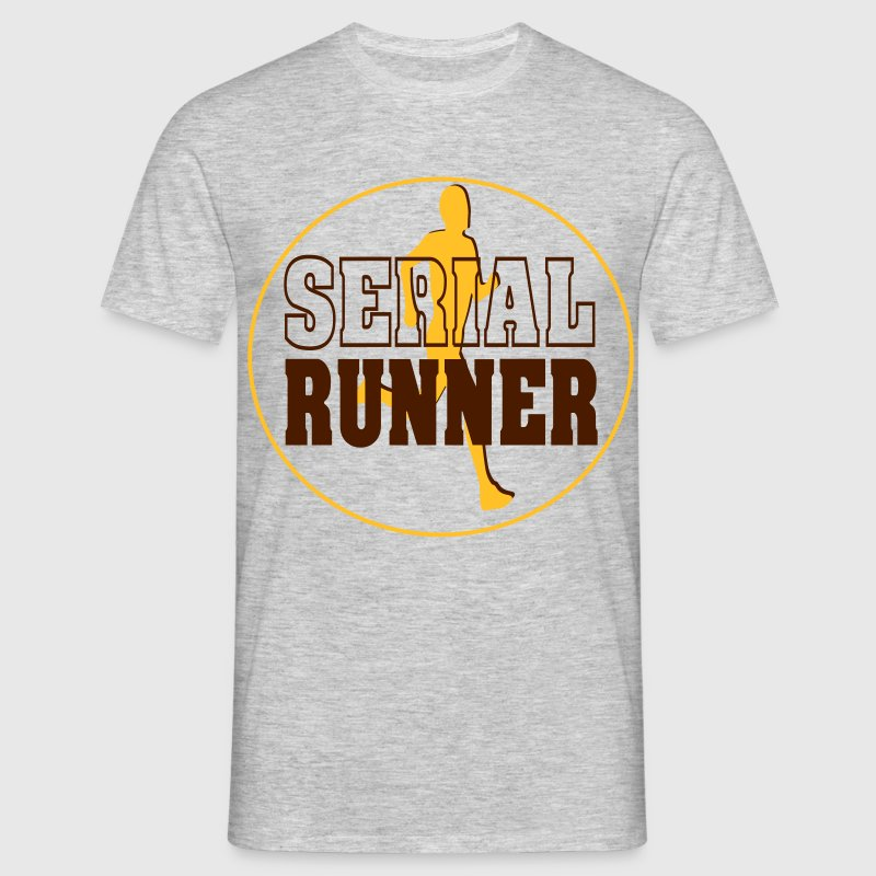 SERIAL  runner - T-shirt Homme