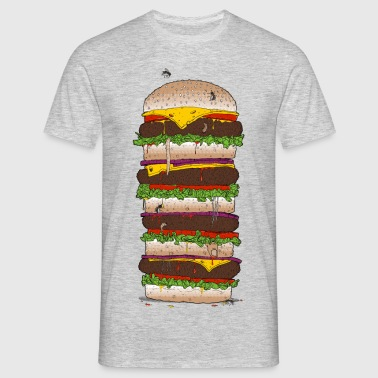 Giant Burger - T-shirt Homme