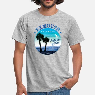 Exmouth Ts_Palms1841_GCv1 - Men's T-Shirt