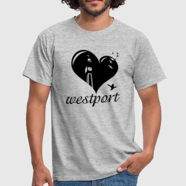 Love Westport - Men's T-Shirt