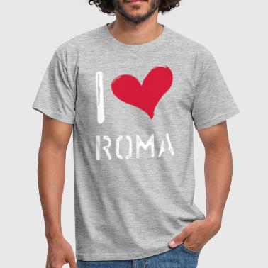 I love Rome - T-shirt Homme