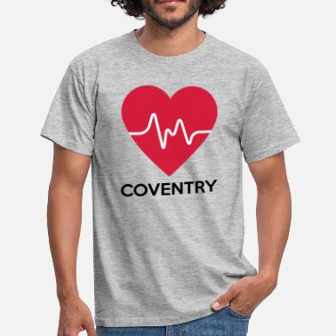Coventry heart Coventry - Men's T-Shirt