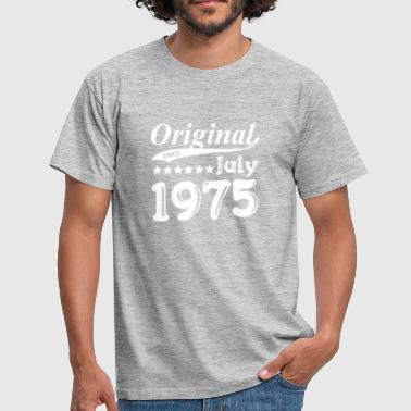 Original Since July 1975 gift - Men's T-Shirt
