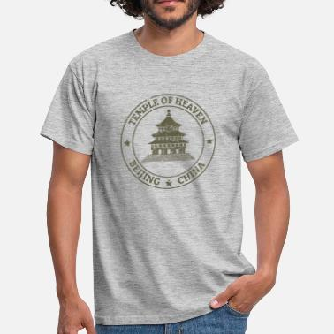 Dynastie Temple of heaven - Männer T-Shirt