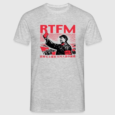 rtfm-mao-vol1 - T-shirt Homme