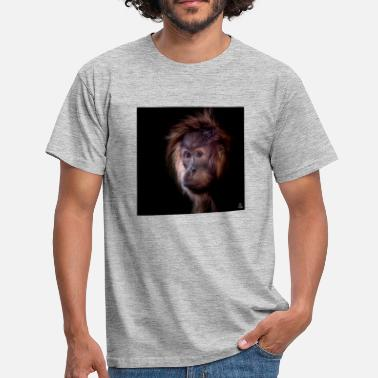 Orang Utan DSF7530 Edit - Men's T-Shirt