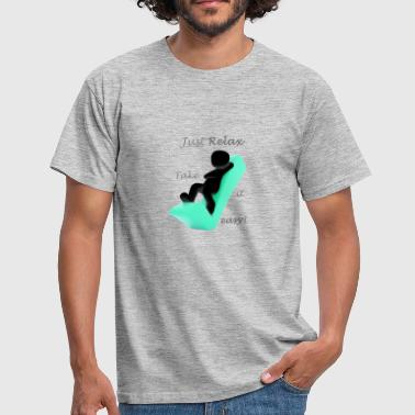 Try cosiness - Men's T-Shirt
